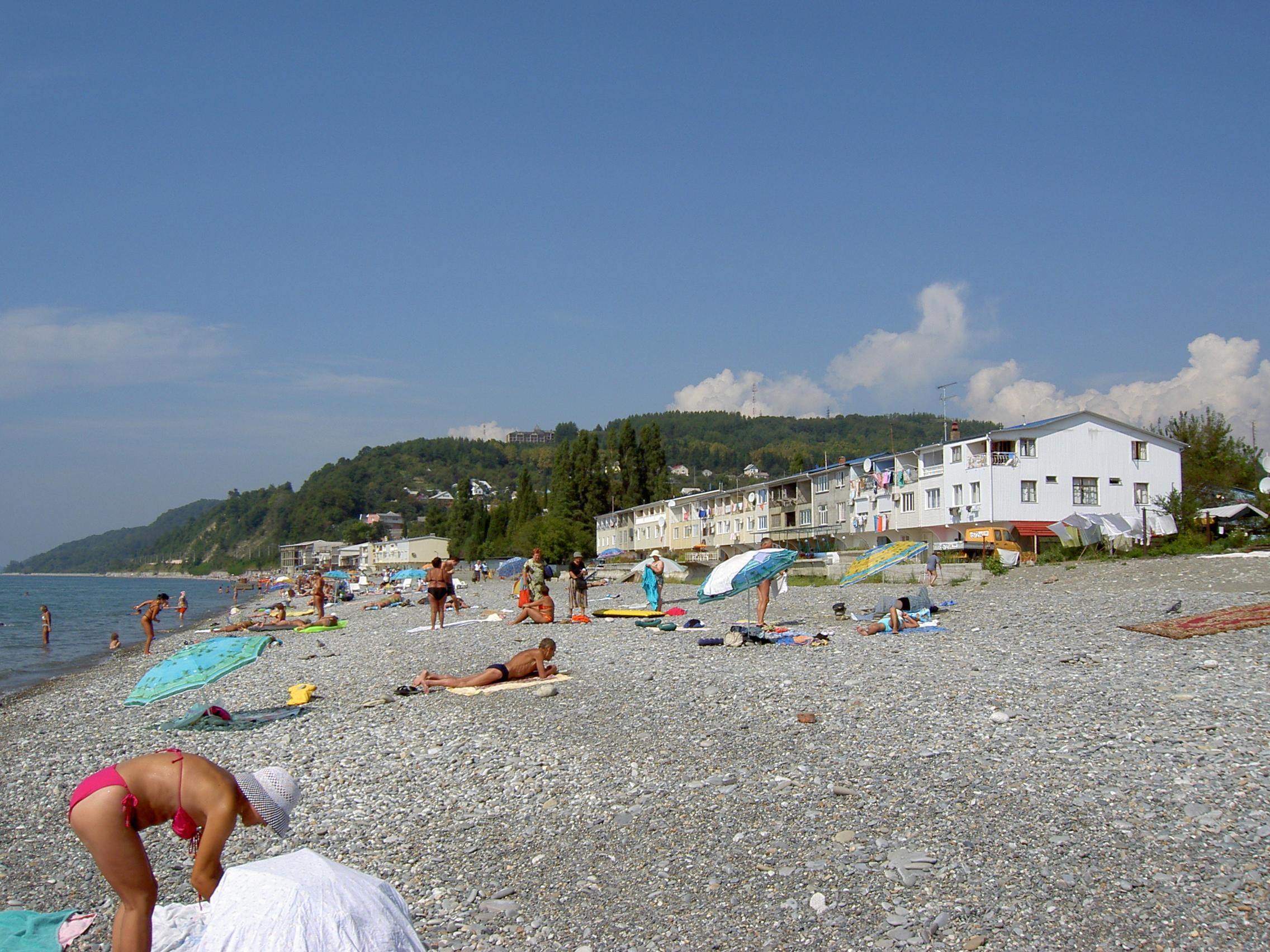 Фото пляжей в лоо 2018